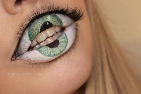 Halloween sta arrivando! Ecco qualche consiglio per essere glamour e scary! #spytwins #spybeauty #art #beauty #makeup #halloween