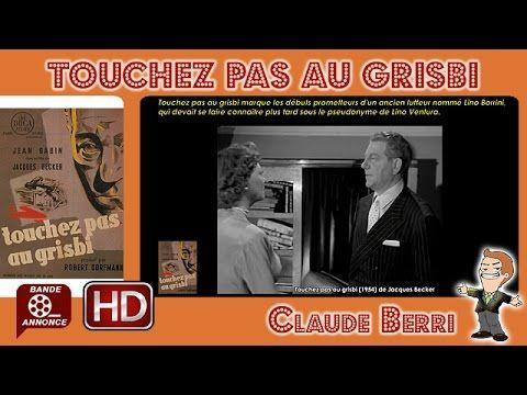 Touchez pas au grisbi de Jacques Becker (1954) #MrCinema 216