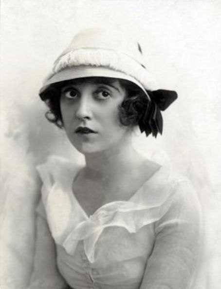 Mabel Normand (November 9, 1892 – February 23, 1930) was an American silent film comedienne and actress. She was a popular star of Mack Sennett's Keystone Studios and is noted as one of the film industry's first female screenwriters, producers and directors.
