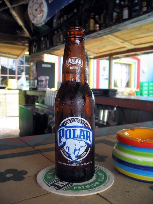 Polar la cerveza de VENEZUELA