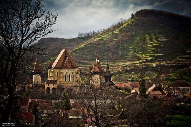 Biertan ... Romania  by Dan Simoaica