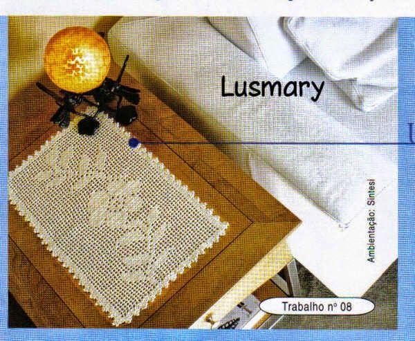 10 mejores im genes sobre camino de mesa en pinterest for Camino de mesa elegante en crochet