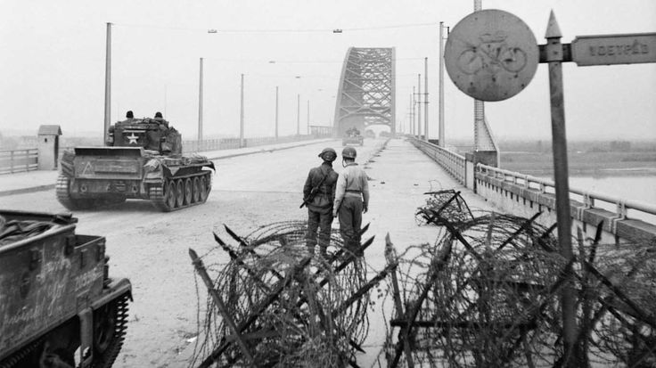 A Veteran Of The Terrifying Airdrop Into Arnhem Returns To The Battlefield