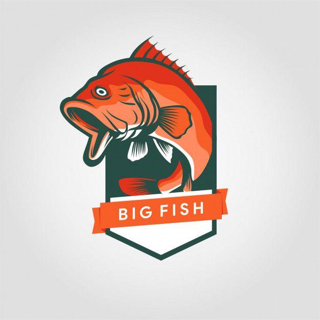 Big Fish Big Fish Fish Vector Fish