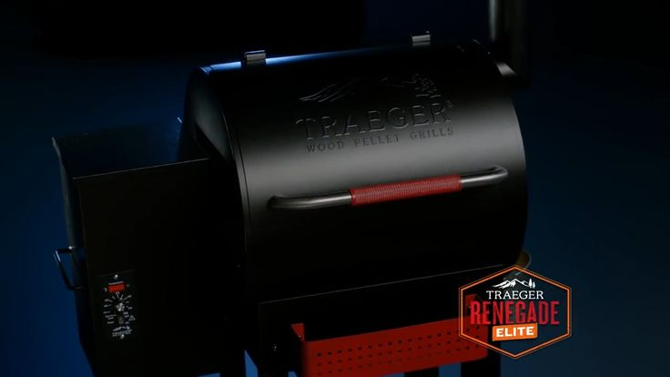 Traeger Renegade Elite Grill | Traeger Wood Fired Grills