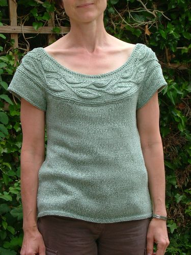 17 Best images about Knit Round Yoke on Pinterest Cable ...