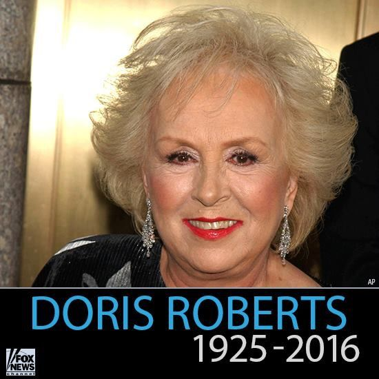 Doris Roberts, Emmy-winning actress who played the beloved mom on 'Everybody Loves Raymond,' has died at age 90