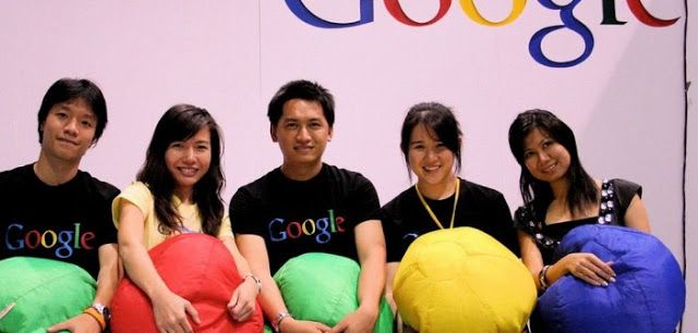 Top Perks of Working at Google