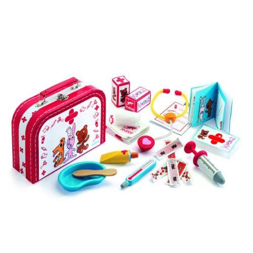 8300 Orvosi táska, Bobodoudou 3 éves kortól - Djeco