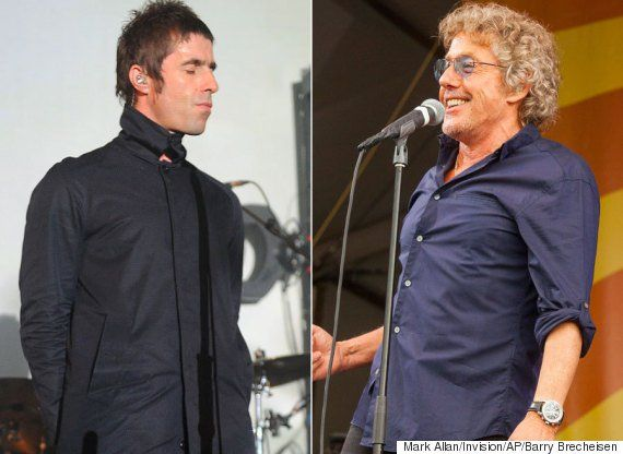 Founding Oasis members Liam Gallagher, Paul 'Bonehead' Arthurs and The Who frontman Roger Daltrey have joined forces to create a new supergroup for the 20th Anniversary special of cult TV show TFI Friday.