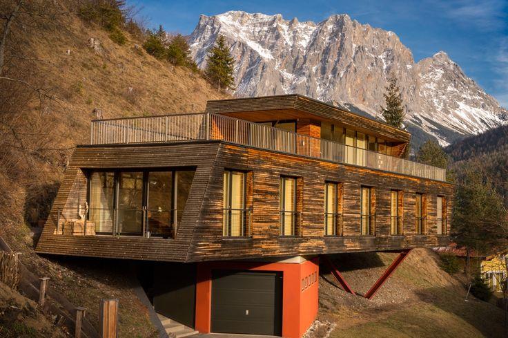 Oltre 25 fantastiche idee su architettura moderna di casa for Piani di architettura domestica moderna