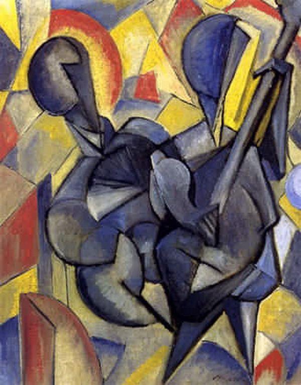 Μάρρος Βασίλης – Basilis Marros [1897-1954]   paletaart – Χρώμα & Φώς