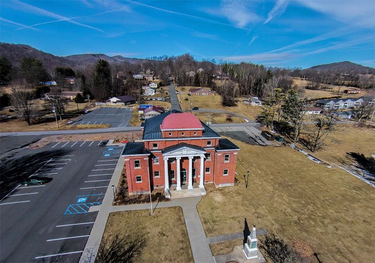 Ashe County, NC Historic Courthouse