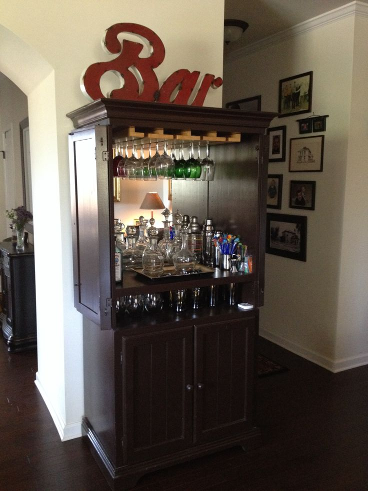 Repurposed Tv Cabinet Would Love To Have This In My Home