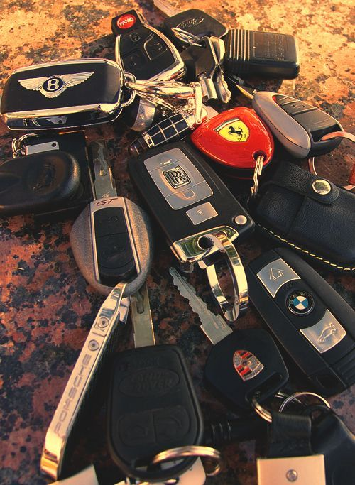When a rich man puts his key together. – Party