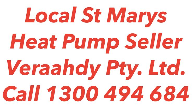 Heat Pumps St Marys