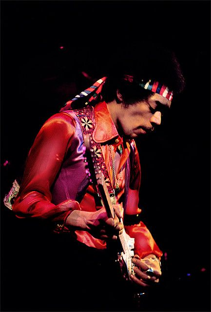 "Jimi Hendrix - Live at Fillmore East (Complete ""Band Of Gipsys"")"