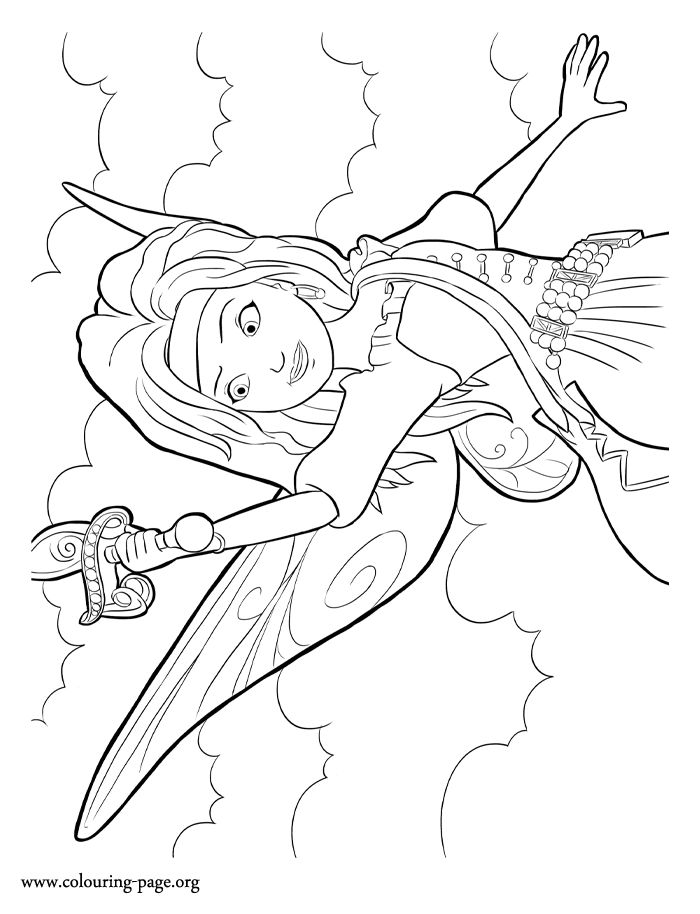 126 best images about Disney Tinkerbell Coloring Pages on ...