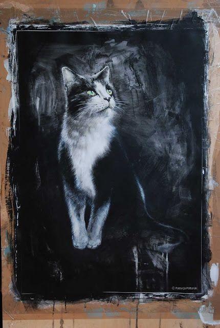 Atelier Adam Poltorak: Czy wczoraj był dzień kota?