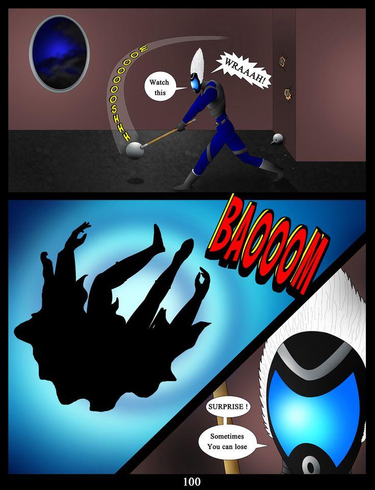 page 100 #comic #scifi #actioncomic #scificomic #bd #akacya