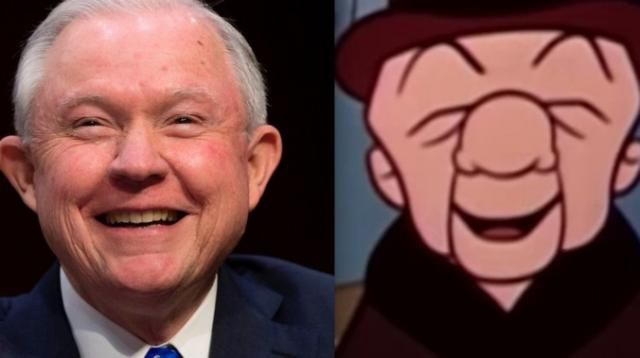 Cruel Trump:  Trump Calls Jeff Sessions 'Mr. Magoo' And Twitter Can't Get Over It https://www.yahoo.com/lifestyle/trump-calls-jeff-sessions-apos-073059111.html