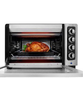 Kitchenaid Countertop Oven Kco222ob : KitchenAid KCO222OB Countertop Toaster Oven