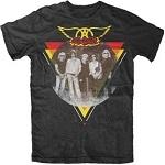 Aerosmith Triangle Photo T-shirt