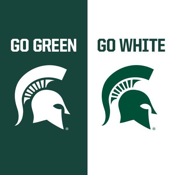 Go Green Go White