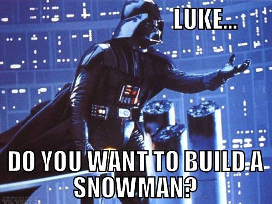 When I Heard Disney Was Making The New Star Wars