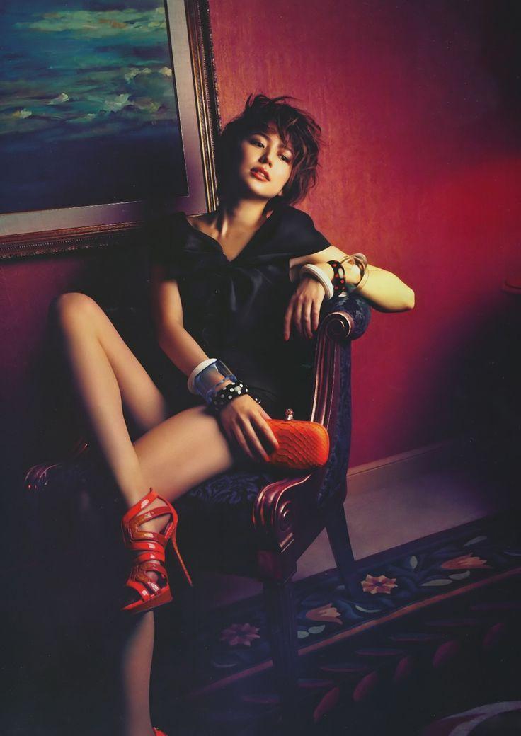 Fashion Style. Masami Nagasawa: 長澤 まさみ