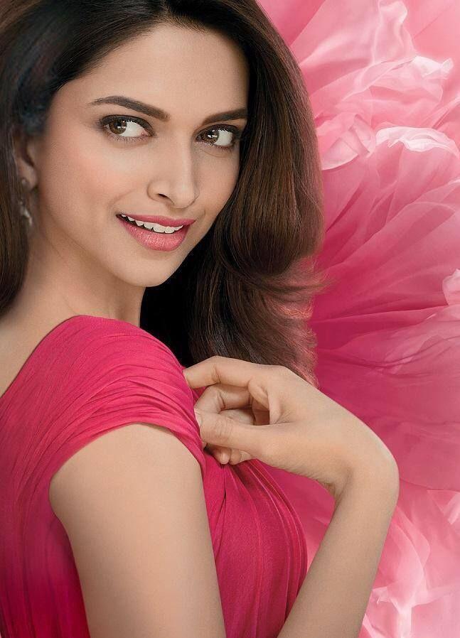 Deepika Padukone in Lux ad.