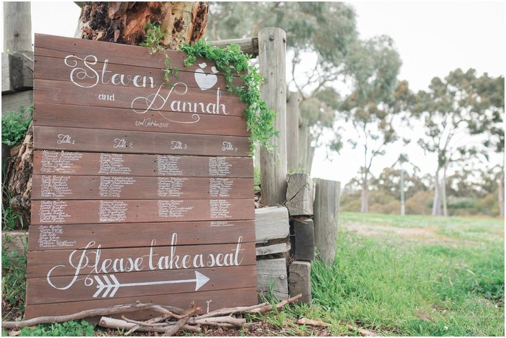 Boho Styled Wedding Shoot | Quarry Farm | Photography - Trish Woodford & Julie van Oosten | Chalkboard - Chalk of the Town Signwriting