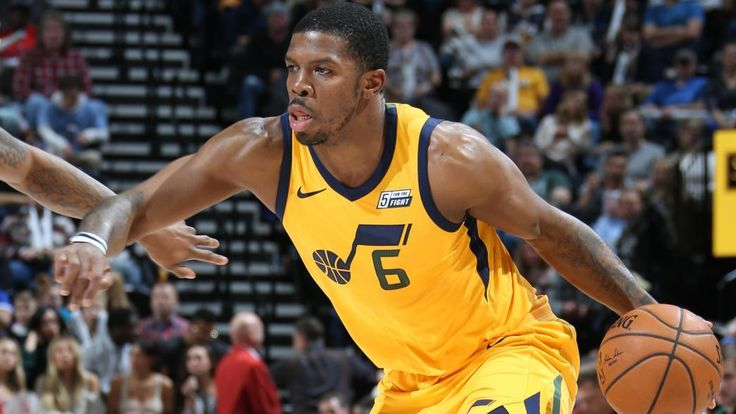 Report: Joe Johnson seeking trade from Utah Jazz