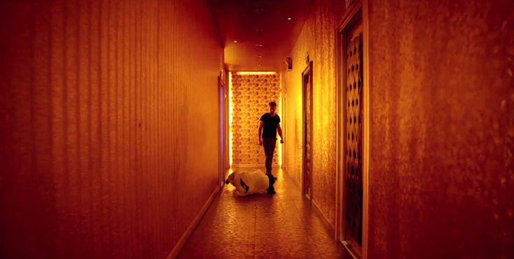 "Nicolas Winding Refn's ""Only God Forgives"""