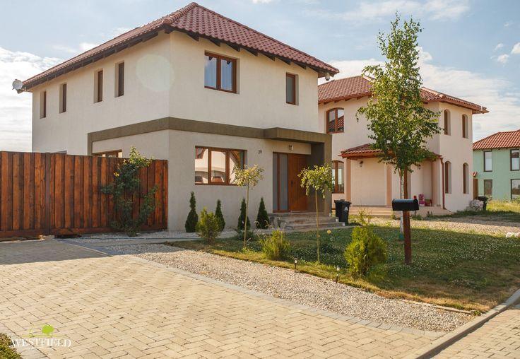 Admirăm vilele rezidenților noștri!  #westfield #arad #residential #houses #outdoor #100povestifrumoase