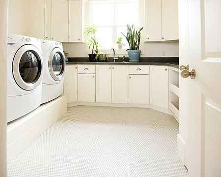 This would almost make doing laundry a pleasure!
