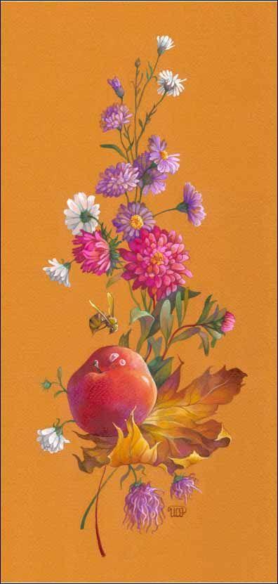 Fleur.    Кленовый лист