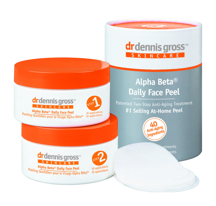 Dr. Dennis Gross Skincare Alpha Beta Daily Face Peel