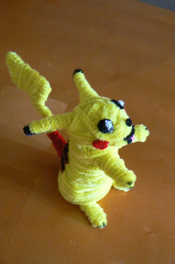 17 Best Images About Pipe Cleaner Crafts On Pinterest