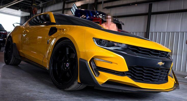 2019 Camaro Ss First Drive