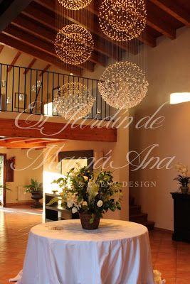 Interior de la alqueria. Weddings in Spain. www.eljardindemam... Facebook: www.facebook.com/... Blog: eljardindemamaana
