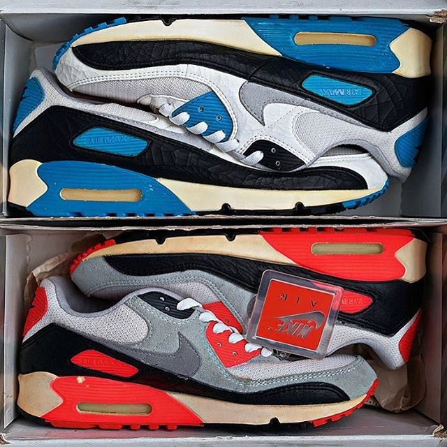 brand new dc6cd fe331 - OG heat! Do you prefer or   By  karl.lashnikov Click the link in our bio  to shop. Make sure to follow  getswooshed.   Nike Air Max   Pinterest   Air  max, ...