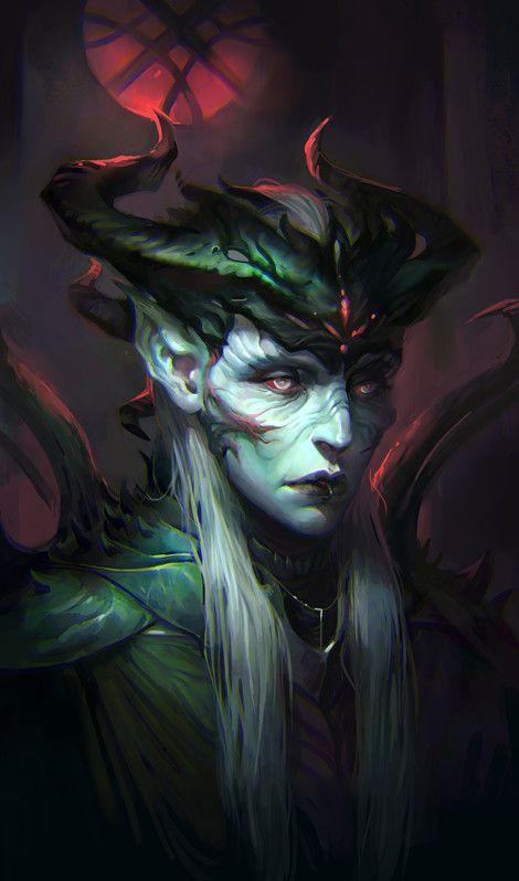 ancient_lord, Veronika Kozlova on ArtStation at https://www.artstation.com/artwork/1Znae