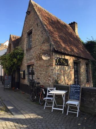 Brugge Restaurant One Minnewater