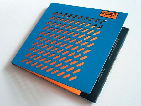 OMD first album - Dindisc DID2