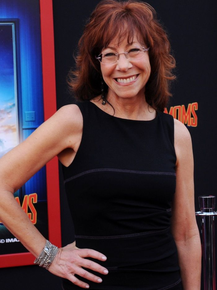 Mindy Sterling (Mrs. Briggs from iCarly) is 60 years old. (Born, July 11, 1953)