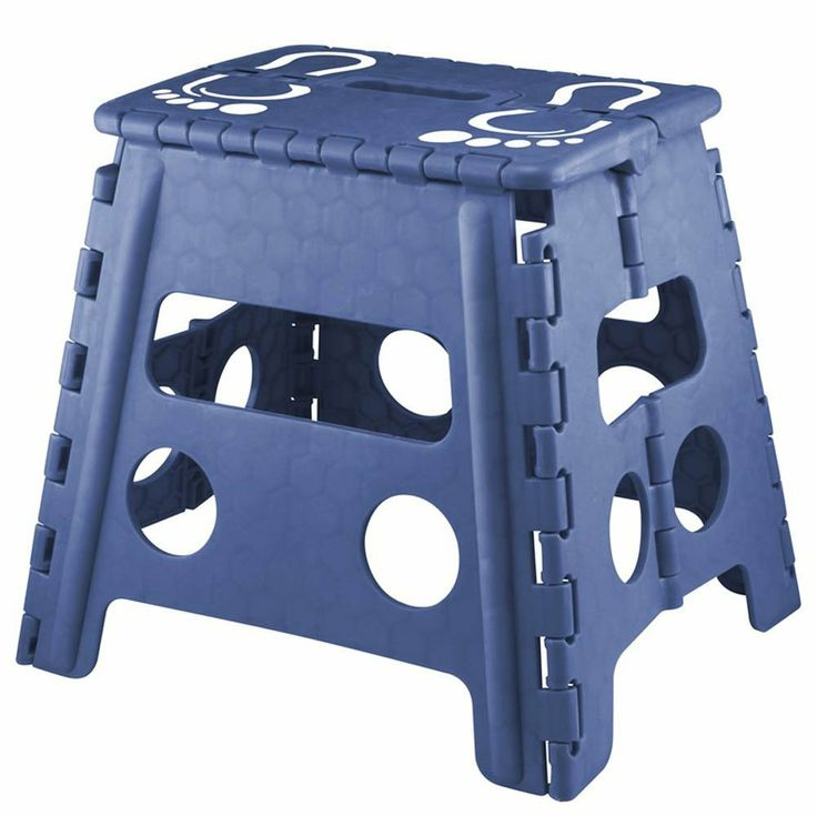 Amazon.com STEP STOOL - 13INCH - MONACO BLUE Kitchen u0026 Dining  sc 1 st  Pinterest & 13 best stools images on Pinterest | Step stools 2 step and ... islam-shia.org