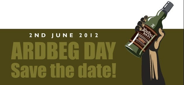 Ardbeg Day 2nd June - there should be interesting things going on at our London Shop...