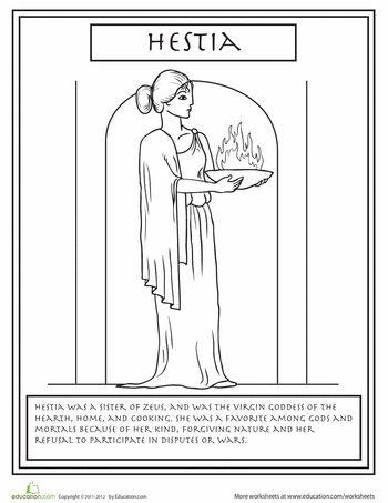 Worksheets: Greek Gods: and a hands on greek gods science unit here http://www.need.org/needpdf/GreekAll1.pdf