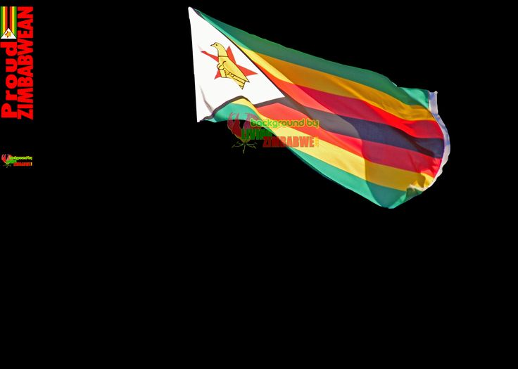 Proud Zimbabwean Twitter Background